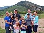 Small family groups are also welcome at Reid Ranch.