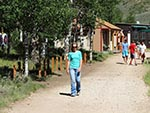 Reid Ranch owns 400 acres of pristine mountain land, be prepared to do some amount of walking.
