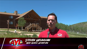 Reid Ranch Resort featured on At Your Leisure.
